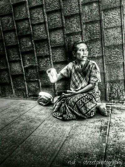 Indonesian Street (Mobile) Photographie