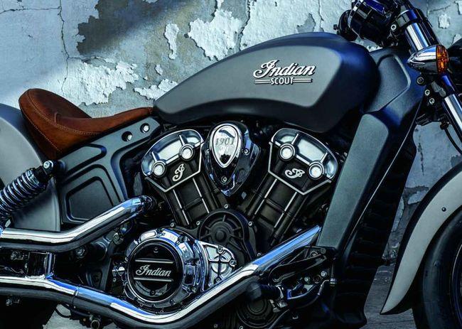 Harley Davidson Indian Scout