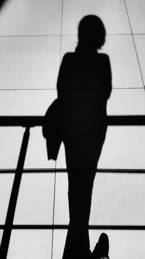 Shadow Selfie Shadow Me Black & White Randomshot Randomness B&w EyeEm Gallery FilterOnFilter