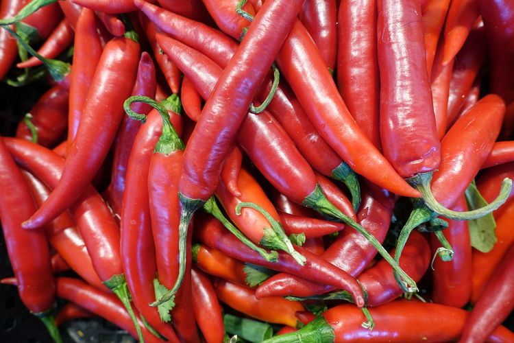 chilly pepper Red Sharp Food Vegetable Bonn Chilly Pepper Food Marketplace