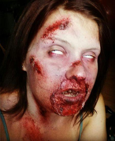 Makeup Fx, Sfxmakeup Zombie Horror
