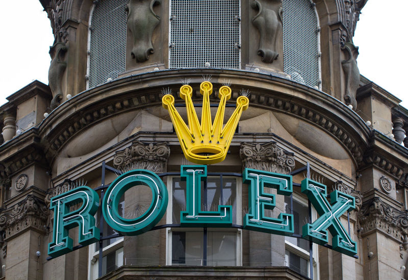 A large Rolex sign from the luxury watch makers on the outside of their elaborate sales building in Newcastle. Architecture Architecture Blue Building Exterior Built Structure City Day History Horizontal Luxury Luxurylifestyle  Newcastle Upon Tyne No People Outdoors Rolex Rolex Watch Sign Signage Signs Travel