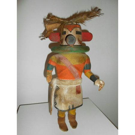 IndiansAnd Their Carriers Kachinas oflife