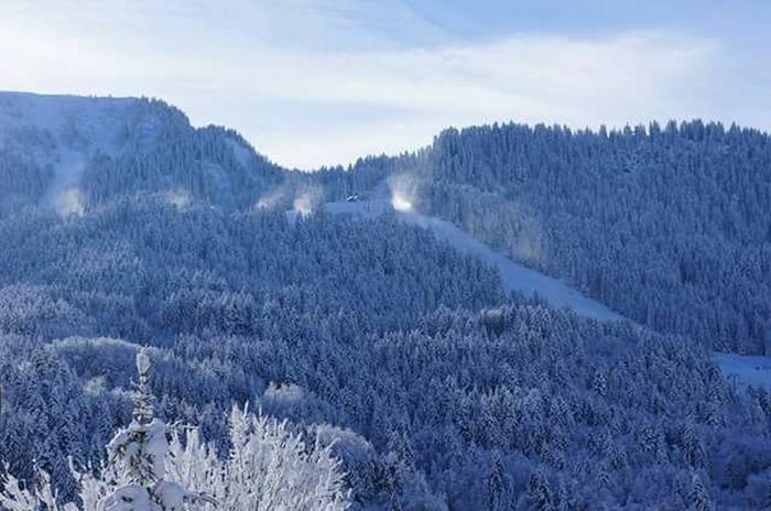 Bernex France Snowmaking