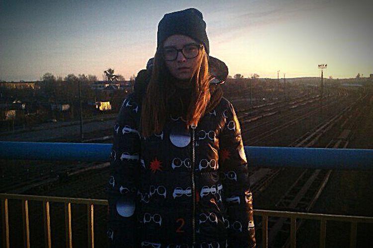 6th December Winter Wonderland Weather Friends Sunny☀ Shepetivka Moody Sky