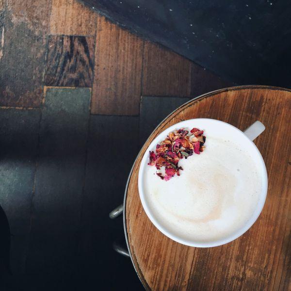 Chai Latte Coffee Food