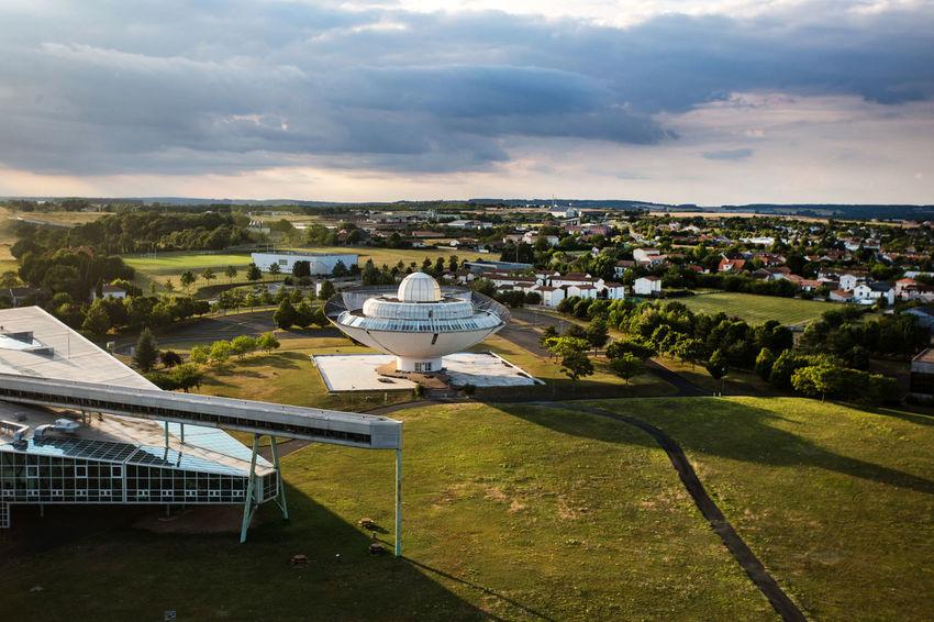 Architecture Futuroscope Theme Park Futuroscope Theme Park | Poitiers - France Futuroscope2017 Leisure Park Fields Horizon Over Land Skay