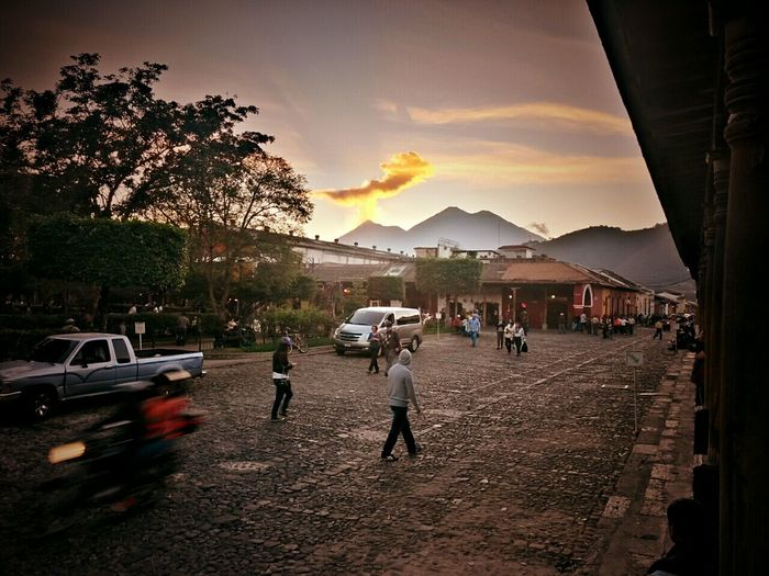 Volcanicactivity Antigua Guatemala