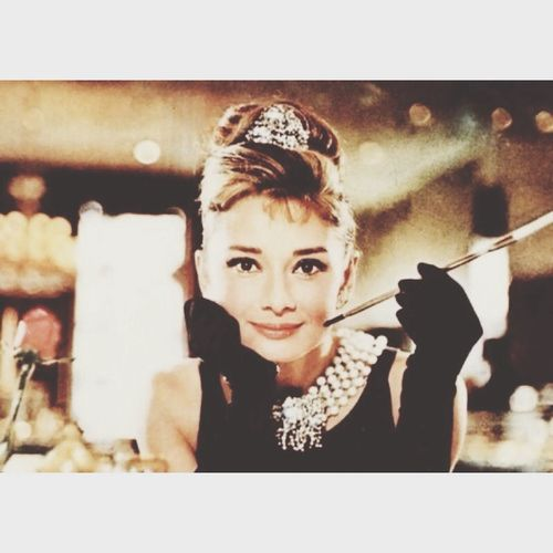 Happy 85th birthday Audrey Hepburn Birthday Model