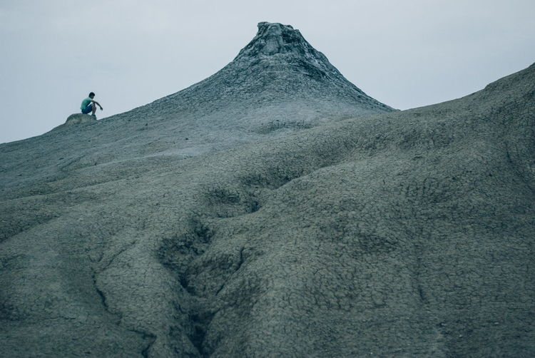 Maaaad volcano Adventure Cone Dusk Exploration Landscape Landscape_photography Leisure Activity Lifestyles Mud Volcanoes Nature Non-urban Scene Original Experiences Scenics Tranquility Traveling Unrecognizable Person Showcase June Fine Art Photography My Year My View Finding New Frontiers Miles Away Long Goodbye The Great Outdoors - 2017 EyeEm Awards Live For The Story Sommergefühle Lost In The Landscape Perspectives On Nature Be. Ready. This Is Masculinity Go Higher Visual Creativity