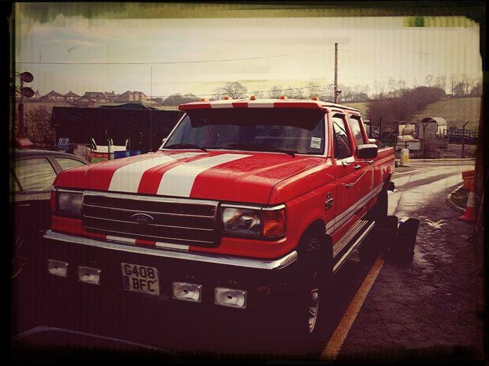 What A Truck. Swap Ya