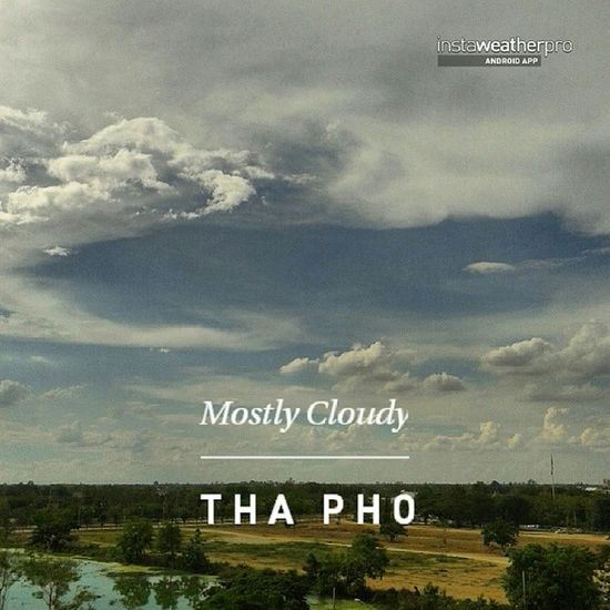 Phitsanulok Naresuan Sky And Clouds