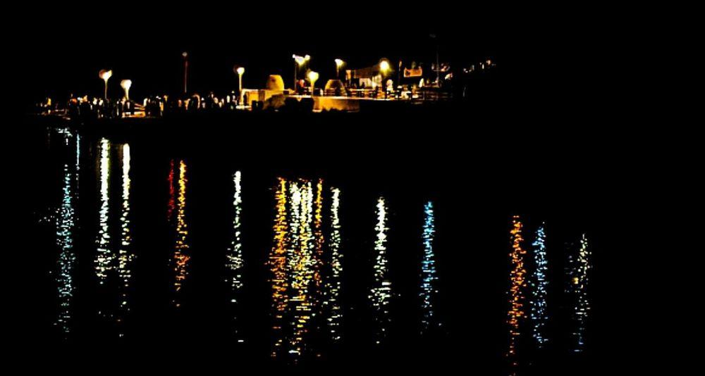 Nikondslr Night Photography Water Reflection fun happy clicking