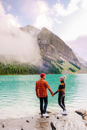 Lake Couple