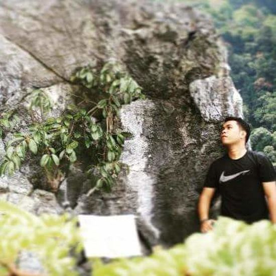 One Day in Gagoan Solok Sumatera Barat Adventure My Life My Adventure Puncak Gagoan Rock - Object One Man Only One Person Only Men Nature Adults Only Tree