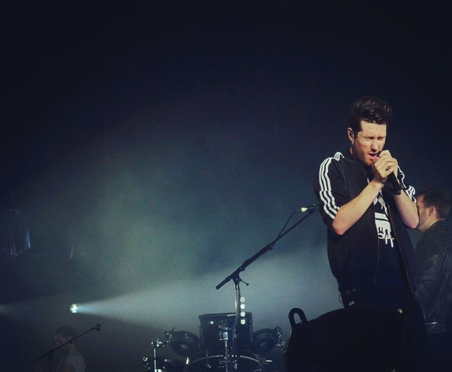EyeEm Selects Music Bastille Live Music Concert Photography Concert Lights Stage - Performance Space Rock Musician Singer And Artist Frontman