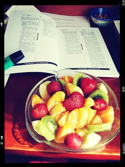 Fruitsalad Study Hard Yds Exam Taking Photos