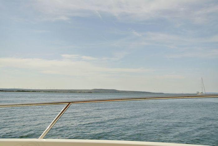 Boat Summer Holiday Leucate Sea Sunset