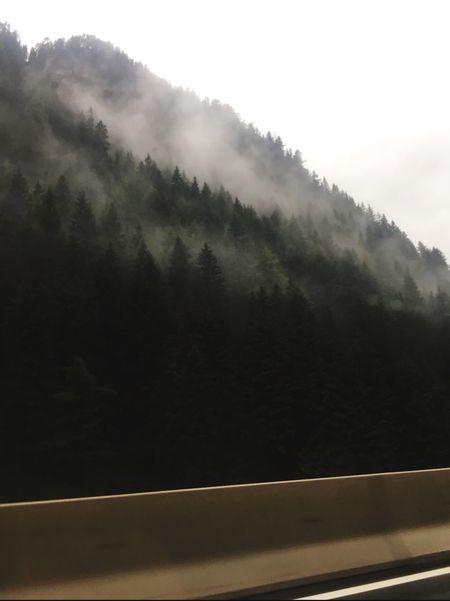 По дороге в Мюнхен💕 Beauty In Nature пейзаж Природа Day No People Mountain First Eyeem Photo