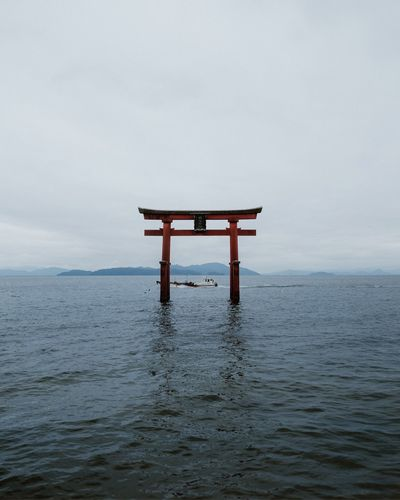 Torii in the