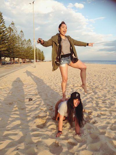 TwentySomething Being A Beach Bum Sister 💕🌊🌅
