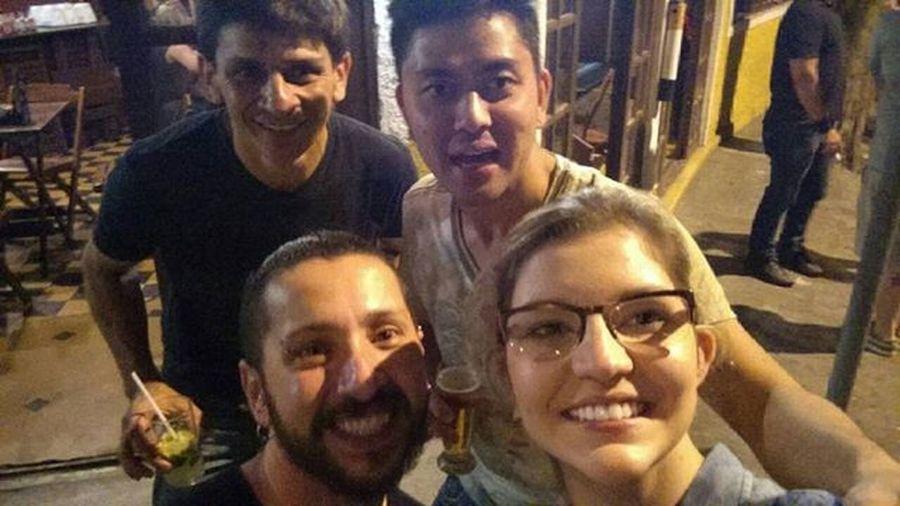 Saudade da bagunça que esse povo fazia junto😂 Instagram Amigos Bebedeira Conversafiada Buteco Bar Baregaleteriacalango