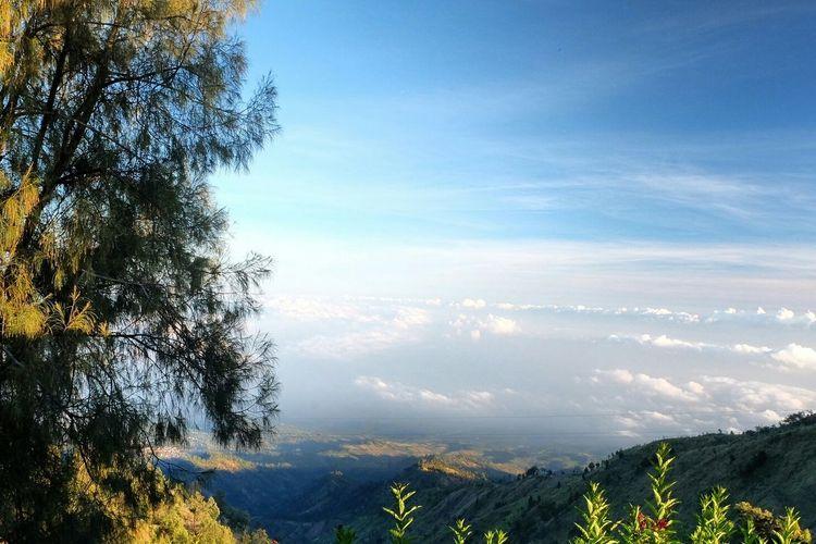 Cloud at Mount Bromo First Eyeem Photo
