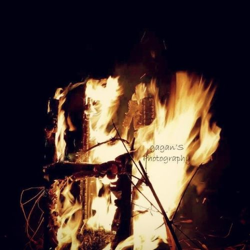 Fire Indianpictures Lohri Indianpictures InAction Navigator  Nakednature Indiapictures