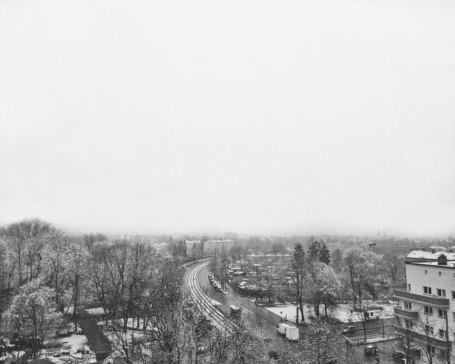 Day 76 - White Munich. - iPhone 6 - Native Camera App - Snapseed App IPhoneography IPhone Photography Iphoneonly München GERMANY🇩🇪DEUTSCHERLAND@ IPS2016White