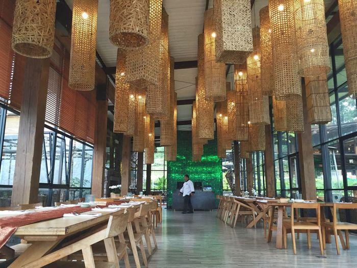 Art - Restaurants Art Bandung Dusun Bambu Working Style Repetition Travel Design Traveling