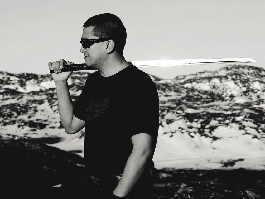 Black & White Black And White Blackandwhite Black&white Blackandwhitephotography Blackandwhite Photography EyeEm Best Shots - Black + White Monochrome My Sword Black And White Photography Reflection Check This Out EyeEm Best Shots ThatsMe Thats Me  Sword Mountains