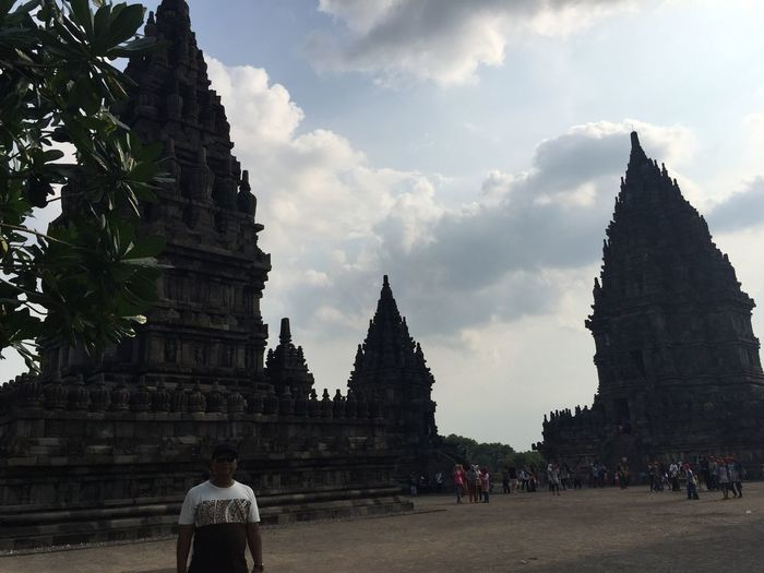 Prambanan temple Enjoying Life 7 Keajaiban Dunia Love Indonesia My Country Prambanan Temple, Yogyakarta Family Time
