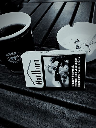 Lavazzacoffee Tea Time And Smoking Marlboro Welcome ☪ 💃💃💃💃 📱6S Plus -_-