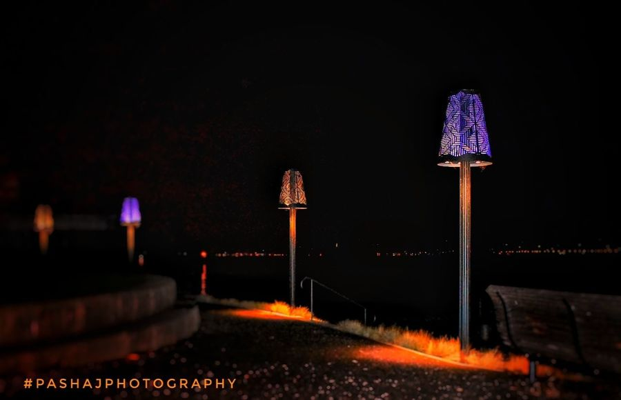 Night Illuminated Outdoors No People Sky Nikonphotography Loveit♥ Followforfollow Passion Nikonphotographer New Nikon D5600 Followme Pashajphotography Colors Red Orange Nightphotography Built Structure
