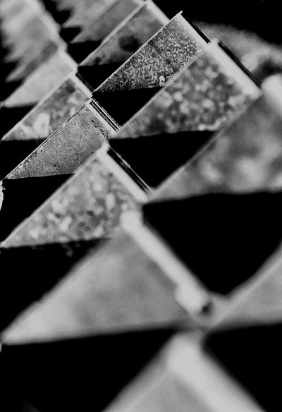 Triangles Abstract Backgrounds Close-up Detail Focus On Foreground Full Frame Geometric Shape Gunbir No People Repetition Selective Focus Shape Still Life Triangle
