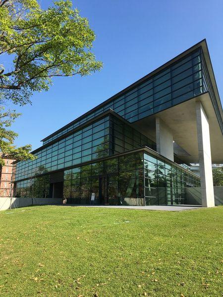 亞洲大學 亞洲大學現代美術館 台中 美術館 霧峰