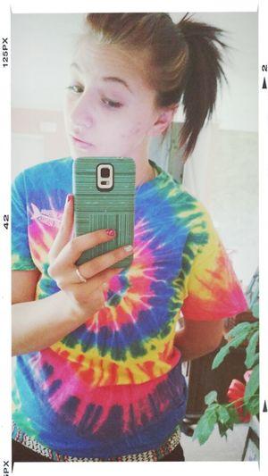 Bumstatus Lookingrough Tiedyedshirt Follow Me On Insta @ dreamcatc_her