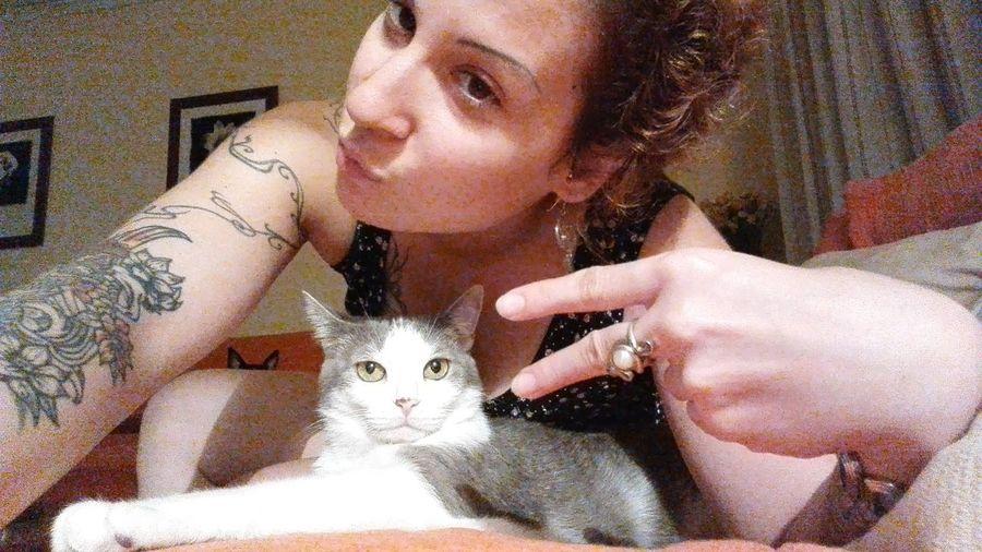 I Love My Cat 9añosdeamistadatulado Kitty