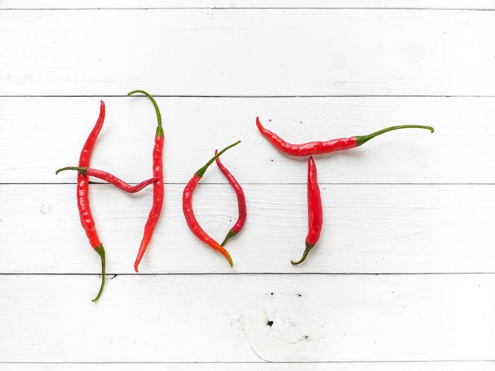 red chili hot