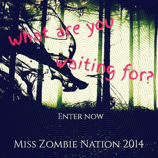 Misszombienation Zombie Zombienation 2014