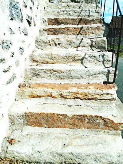 Spiritualité Meditation France Fresnay-Sur-Sarthe Escaliers Pierre Nature