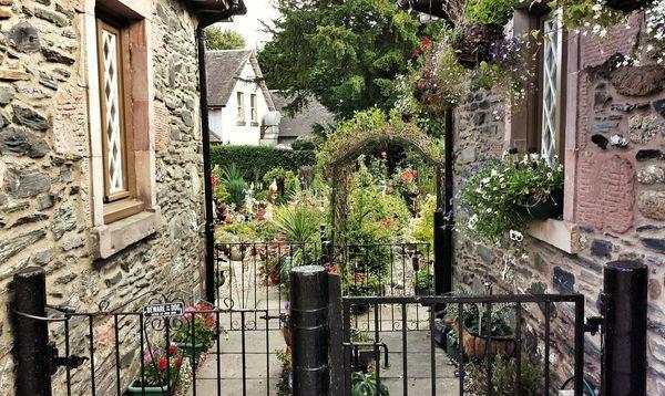 Quaint  Gardens Village Life