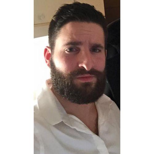 Portrait Beard French Paris
