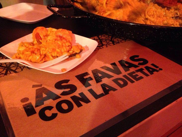 Rio Gastronomia Rio De Janeiro Entretapas Seafood Paella Food Porn Awards