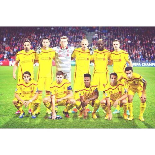 Liverpool LVP YNWA 2014/2015