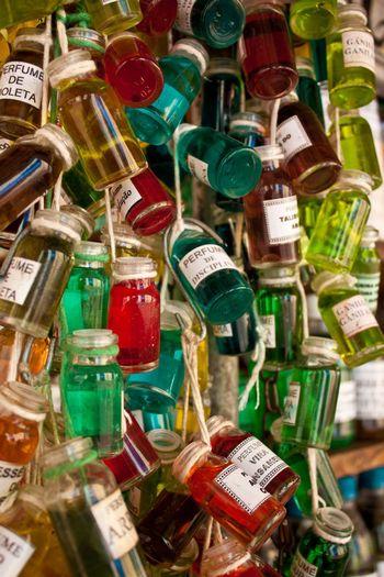 Potions Market Little Flasks Little Bottles Bottle Colored Liquids Colors Drink Rainbow Colors