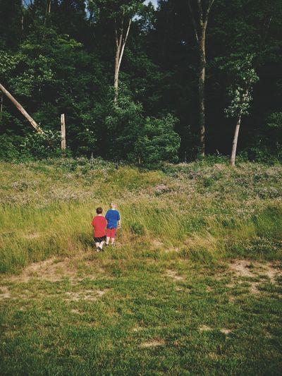Exploring Kids