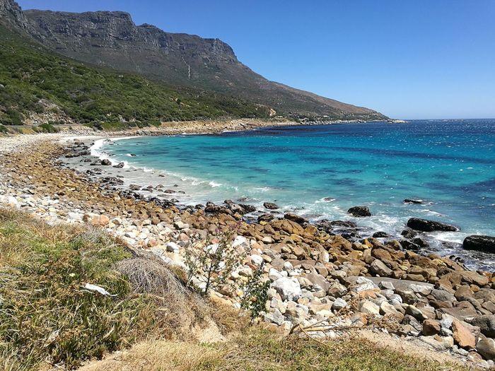 Rocky beaches Camps Bay Beach Cape Town First Eyeem Photo