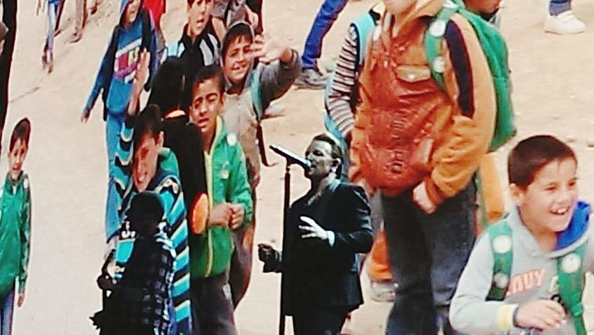 Music Musician TheJoshuaTree Bono Theedge Adamclayton U2 The Joshua Tree Tour 2017 U2 Roma Larrymullenjr LucianoPavarotti Concert Photography Concert Photos The Week On EyeEm EyeEm Best Shots EyEmselect EyeEmNewHere