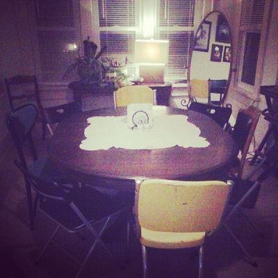 Dinner party was a success!
